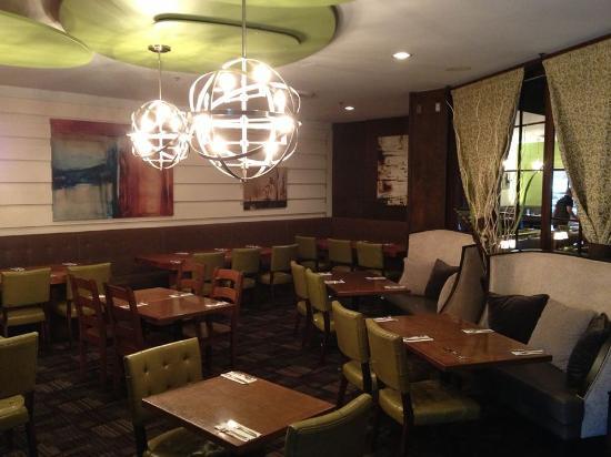 Prestige Treasure Cove: Hummus Brothers Restaurant on Site