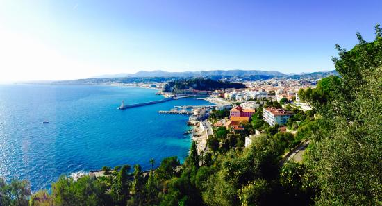 Roquebrune-Cap-Martin, Frankrijk: Promenade sur la basse corniche