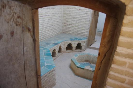 Old hamam - Picture of Museum of Zoroastrians History and ...