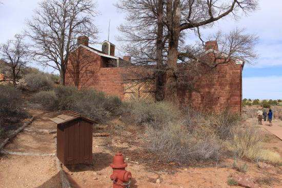 Fredonia, AZ: The old Fort