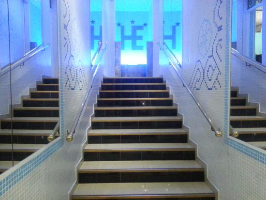 Hotel Esperia: ingresso