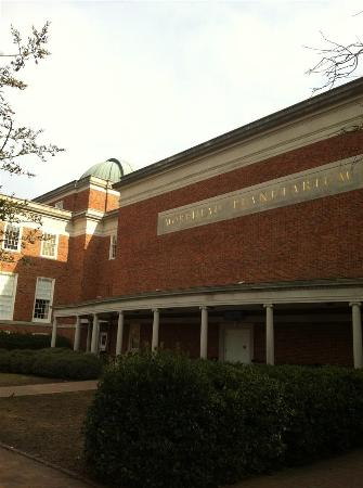 Morehead Planetarium at UNC, Chapel Hill, NC - Picture of