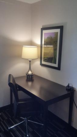 La Quinta Inn Richmond: work desk