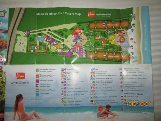 Viva Wyndham Maya - Picture of Viva Wyndham Maya, Playa del Carmen ...