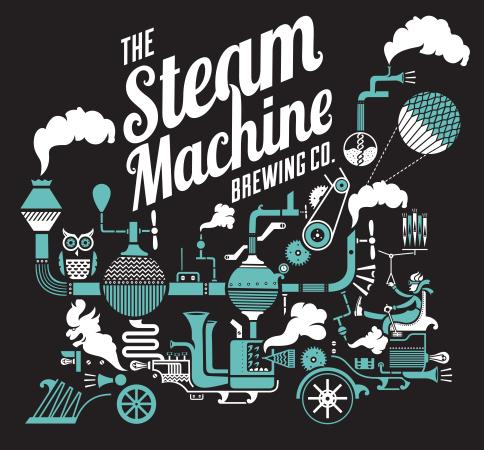 ‪Steam Machine Brewing Company‬