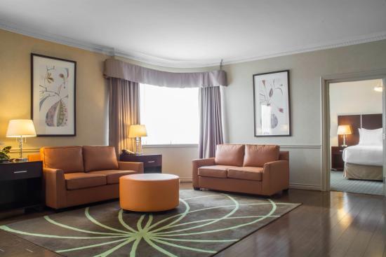Quality Suites: Penthouse