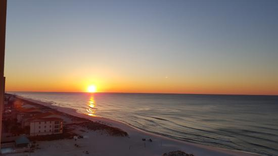 Pensacola Beach Sunrise Best Place To See