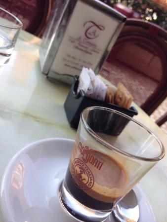 Caffè Al Vetro Picture Of Caffe Tornatora Rome Tripadvisor