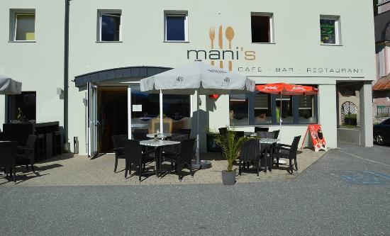 Manis Cafe Bar Restaurant Kirchbach