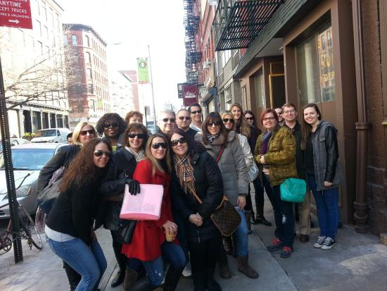 Metro NYC Tours: NYC gangster tour