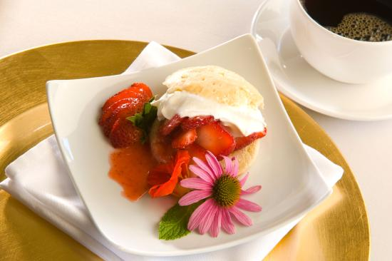 Red Mountain Resort: Fresh House Made Desserts