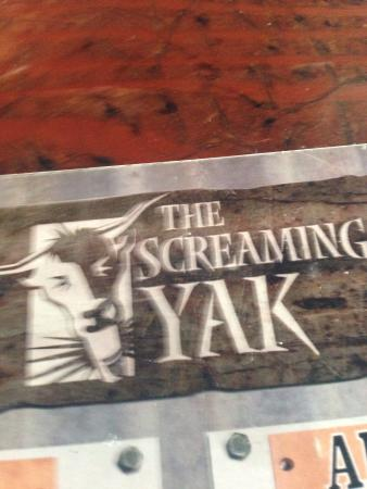 The Screaming Yak