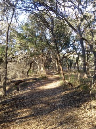 Cibolo Nature Center: Beautiful shaded nature walk.