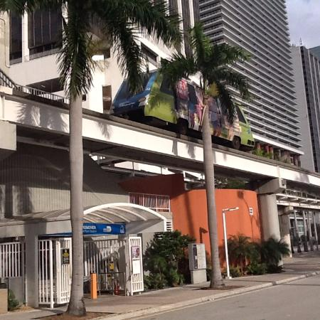 the air metro station near the hotel picture of intercontinental rh tripadvisor com