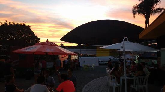 Curitiba Sunset Café