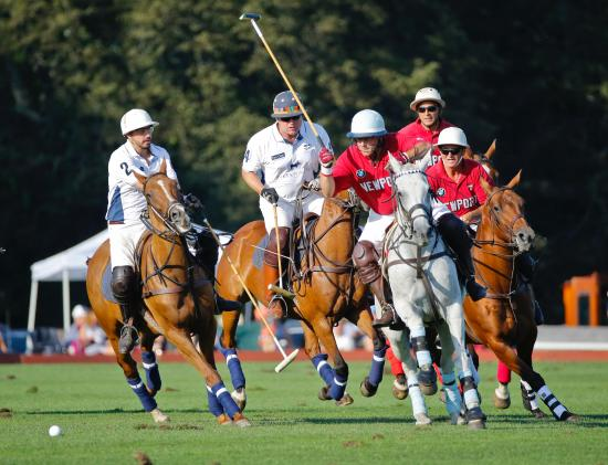 Portsmouth, RI: Newport Polo