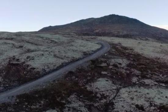 Tynset, Noruega: Vei til Trontoppen