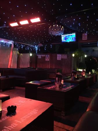 The Garden and Shisha Lounge