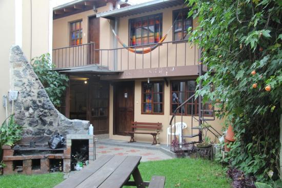El Arupo: Our Beatiful Garden