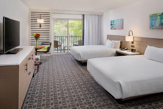 Santa Barbara House by Hyatt : Santa Barbara House - 2 Queen Beds
