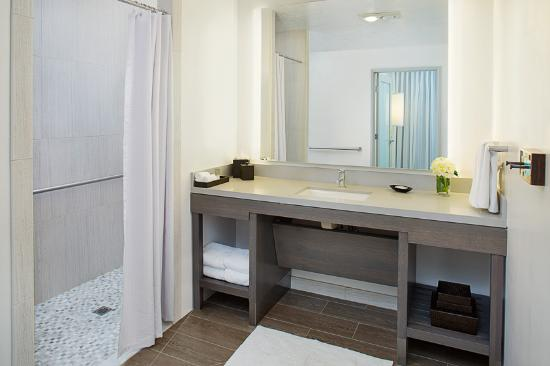 Santa Barbara House by Hyatt: Santa Barbara House - Guest Bath with Shower