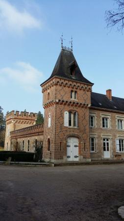 Hostellerie du Chateau Les Muids : 20160313_093442_large.jpg