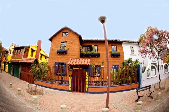 Hostal El Arupo