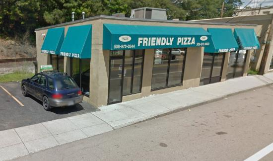 Friendly Pizza
