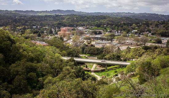 Atascadero, Californien: High on the trail but not yet to the top!