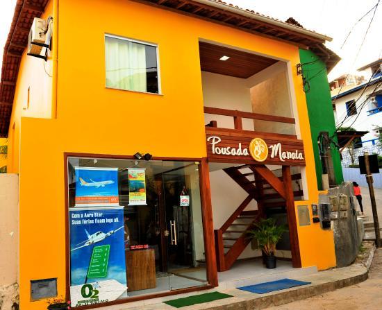 Pousada Manaia: fachada
