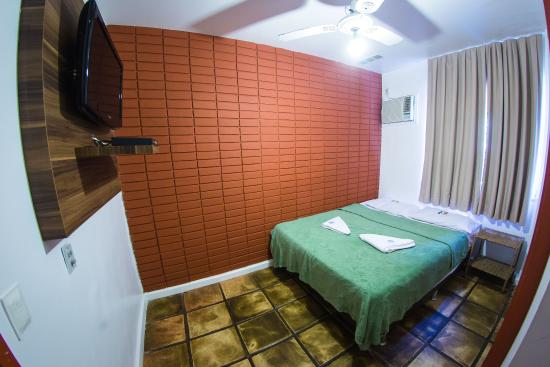Bamboo Rio Hostel: Double room ensuite