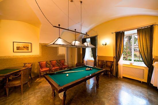 Rojtokmuzsaj, Ungarn: Biliard Room