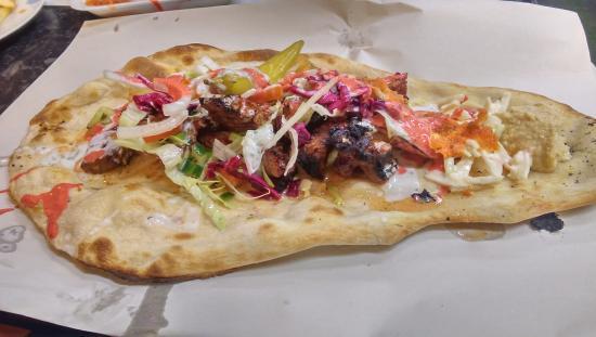 Al Safa: Chicken Tikka Kebab