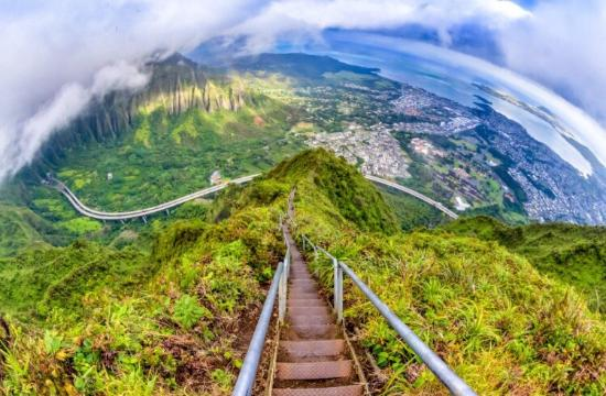 Didn't get to the stairs!! - Review of Haiku Stairs, Kaneohe