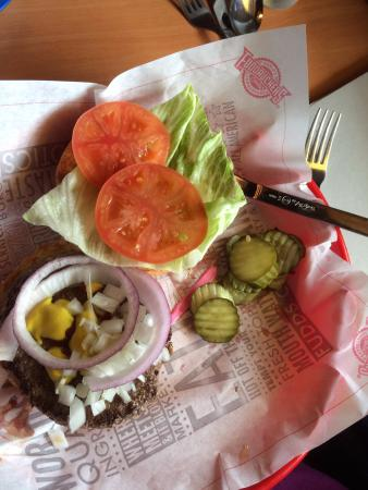 Fuddruckers Ashburn