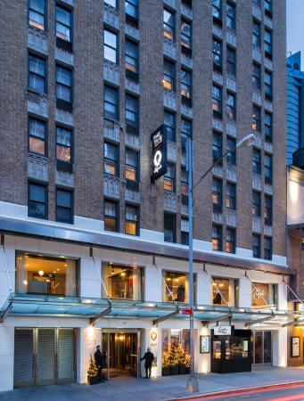 The Time New York: Hotel Exterior