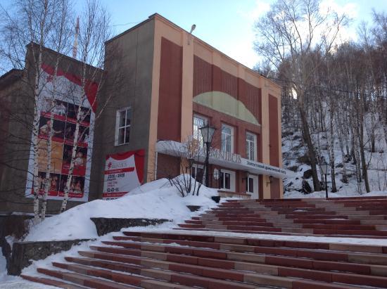 Omnibus Zlatoust State Drama Theater