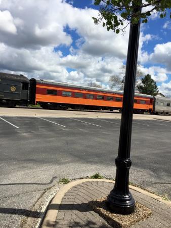 Austin Steam Train Φωτογραφία