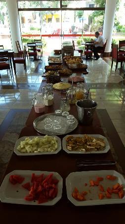 Iguassu Holiday Hotel: Agradable estadía, personal cordial al 100%, muy recomendable.