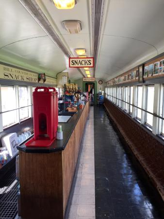 Austin Steam Train Photo
