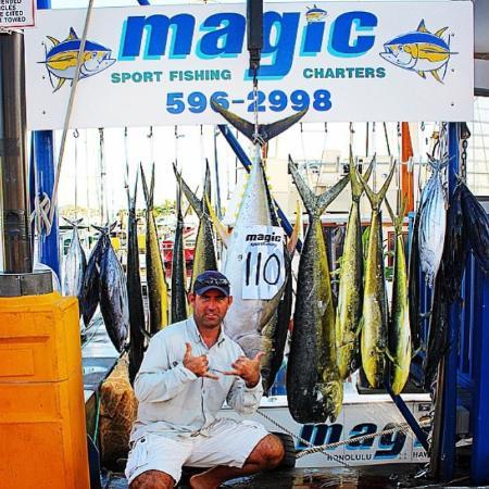 Magic sport fishing honolulu all you need to know for Fishing supplies honolulu