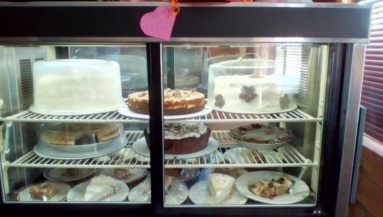 Maynardville, TN: The dessert case
