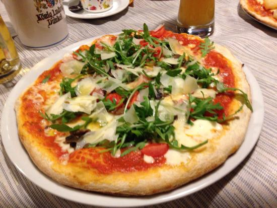 Post Hotel Scoiattolo : Pizzeria Stala