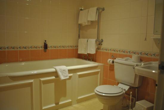 Shap, UK: Bathroom