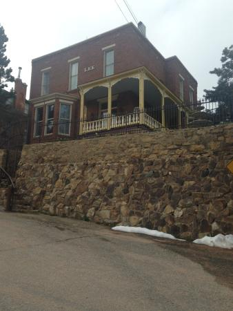 Central City, CO: Nicki Lee Mansion