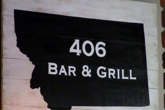 406 Bar & Grill