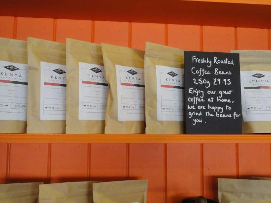 Coffee From Horsham Coffee Roasters Picture Of Krema