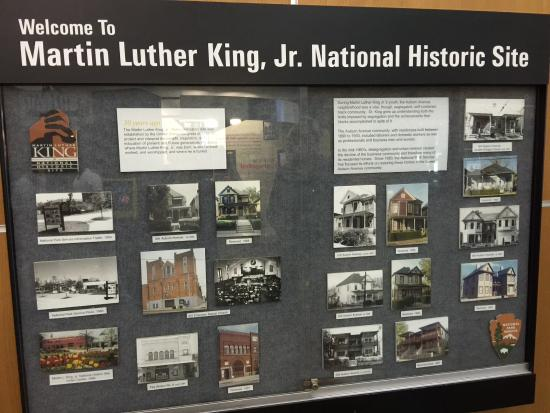 the significance of martin luther king jr to americans Martin luther king, jr and the promise of america  still, dr king held out hope  for our nation's role in the world, saying to the audience.