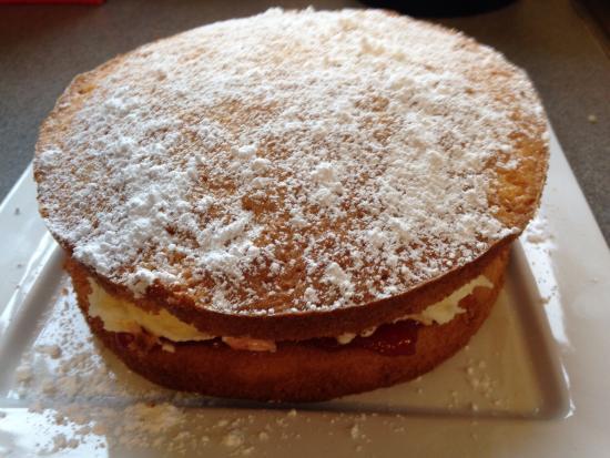 how to prepare homemade cake