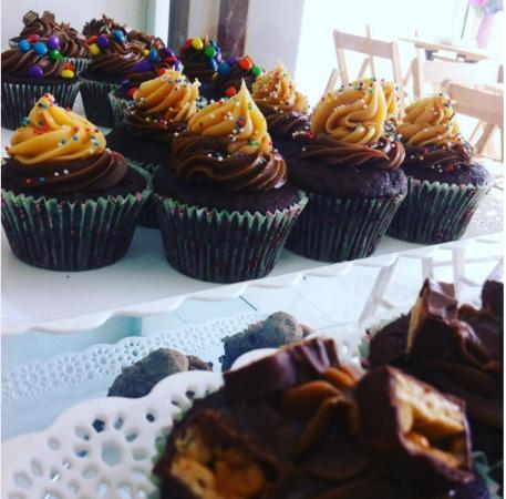 Mariana Cupcakes